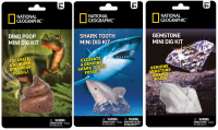 Wholesalers of National Geographic Mini Dig Kit Asst toys image