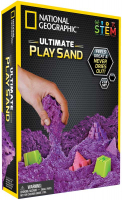 Wholesalers of National Geographic Purple Play Sand toys image