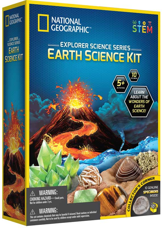 Wholesalers of National Geographic Science Earth Kit toys