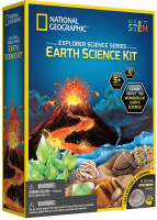 Wholesalers of National Geographic Science Earth Kit toys image