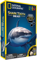 Wholesalers of National Geographic Shark Teeth Dig Kit toys image