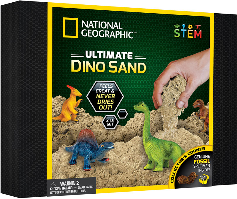 Wholesalers of National Geographic Ultimate Dino Sand toys
