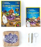 Wholesalers of National Geographic Ultimate Gemstone Dig Kit toys image 3