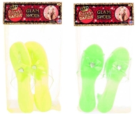 Wholesalers of Neon Glam Shoes toys image