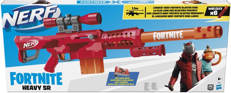 Wholesalers of Nerf Fortnite Heavy Sr toys