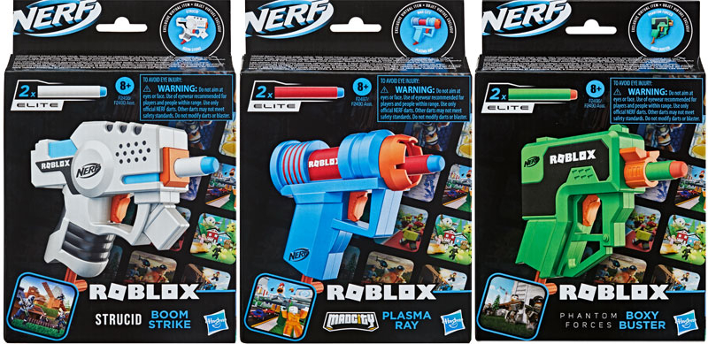 Wholesalers of Nerf Roblox Ms Ast toys