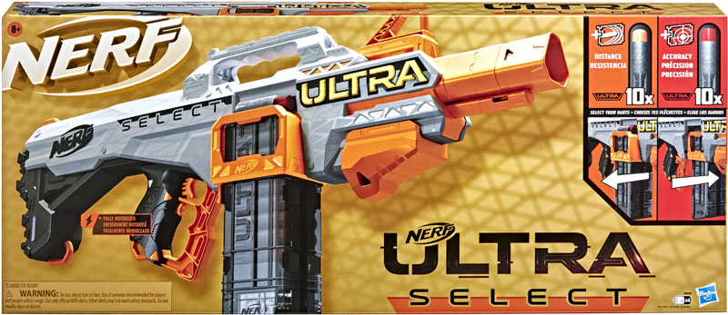Wholesalers of Ner Ultra Select toys