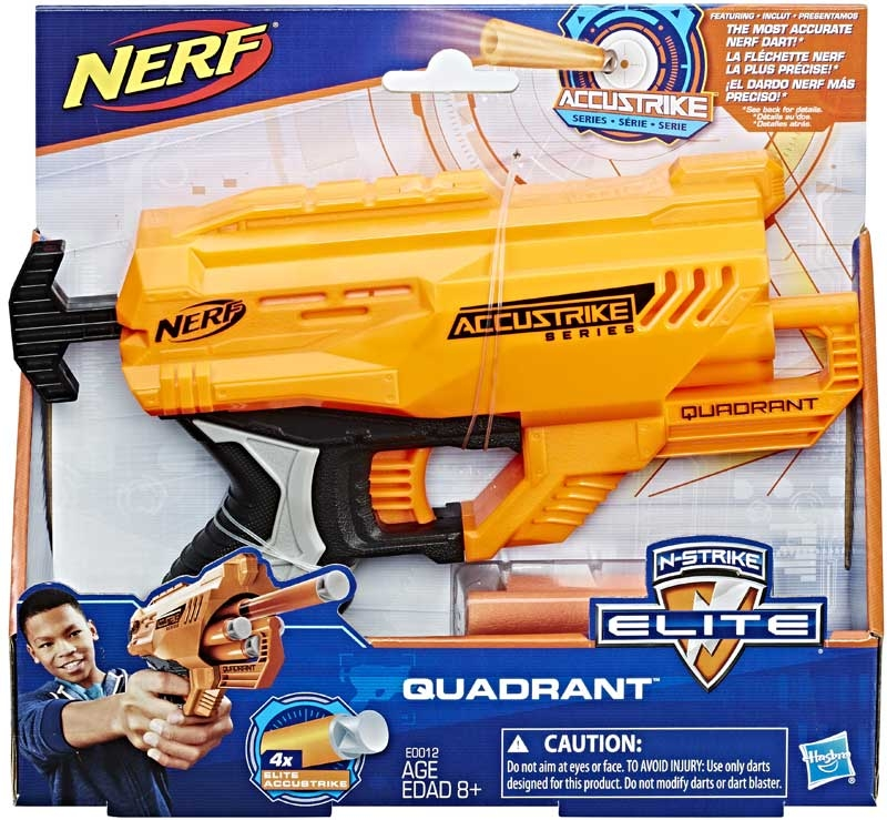 Wholesalers of Nerf Accustrike Quadrant toys