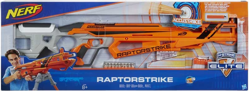 Wholesalers of Nerf Accustrike Raptorstrike toys