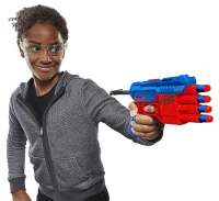 Wholesalers of Nerf Alpha Strike Fang Qs 4 toys image 5