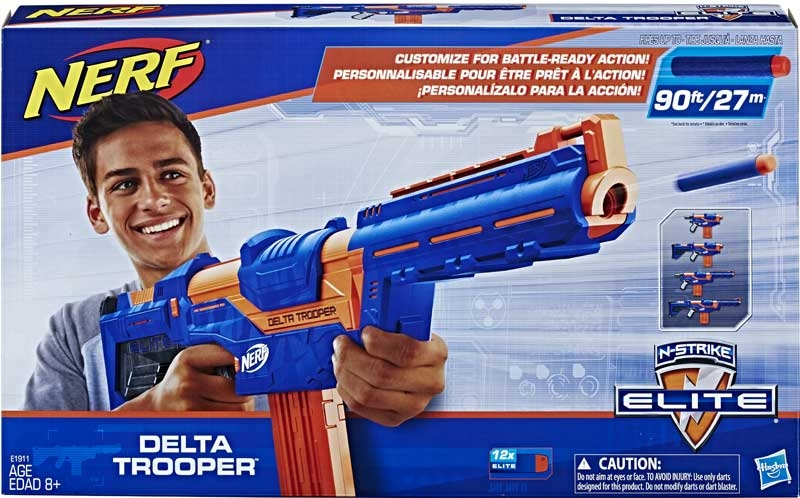 Wholesalers of Nerf Delta Trooper toys