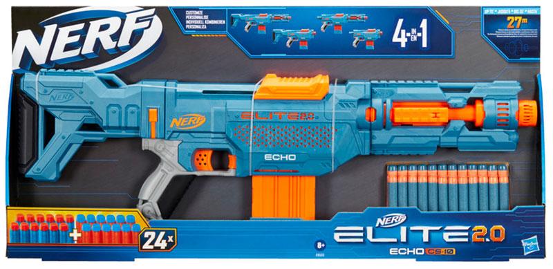 Wholesalers of Nerf Elite 2.0 Echo Cs 10 toys
