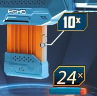 Wholesalers of Nerf Elite 2.0 Echo Cs 10 toys image 5