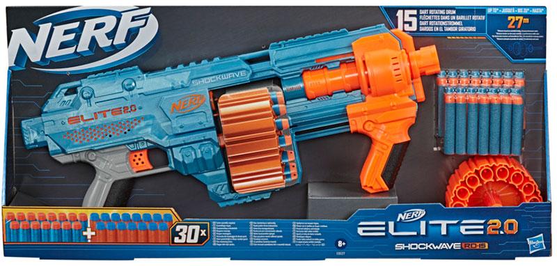Wholesalers of Nerf Elite 2.0 Shockwave Rd 15 toys