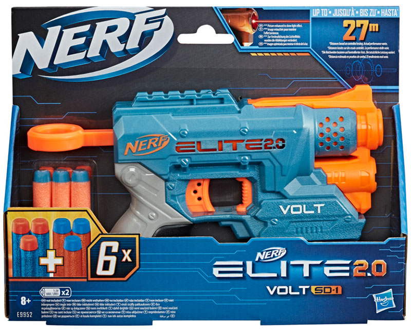 Wholesalers of Nerf Elite 2.0 Volt Sd-1 toys