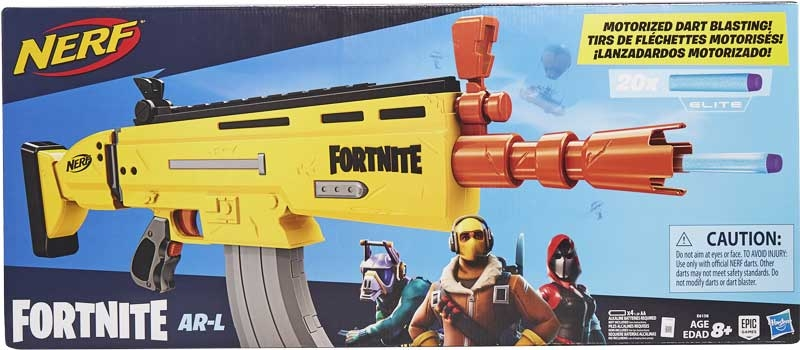 Wholesalers of Nerf Fortnite Ar-l toys