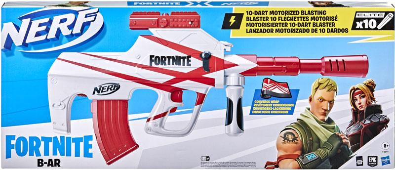 Wholesalers of Nerf Fortnite B Ar toys