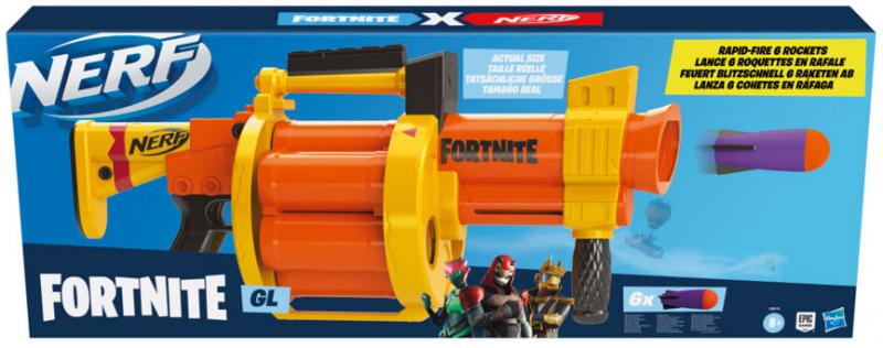 Wholesalers of Nerf Fortnite Gl toys