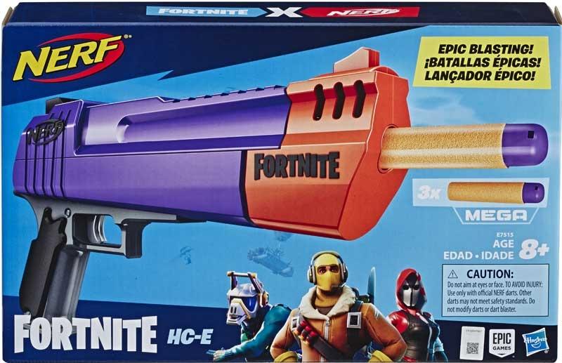 Wholesalers of Nerf Fortnite Hc E toys