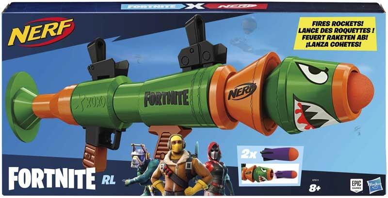Wholesalers of Nerf Fortnite Rl toys