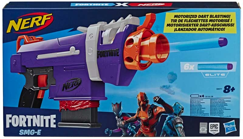 Wholesalers of Nerf Fortnite Smg toys