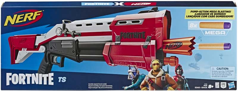 Wholesalers of Nerf Fortnite Ts toys