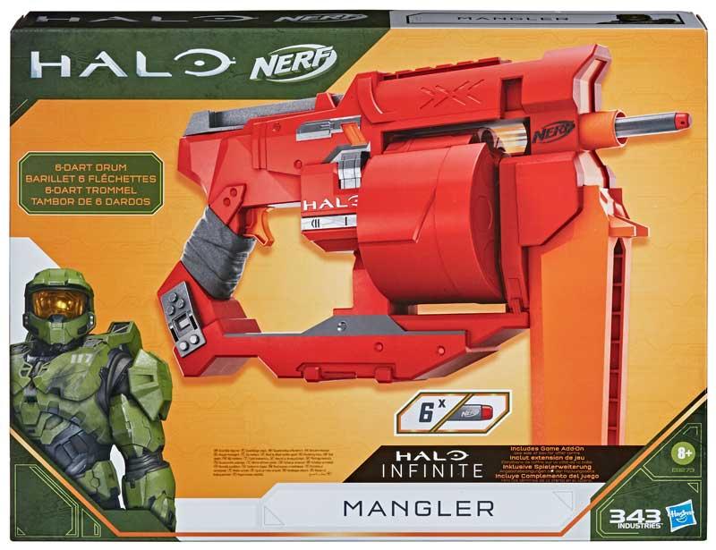 Wholesalers of Nerf Halo Mangler toys