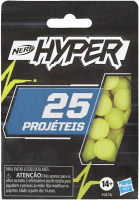 Wholesalers of Nerf Hyper Boost Refill 25 Pack toys Tmb