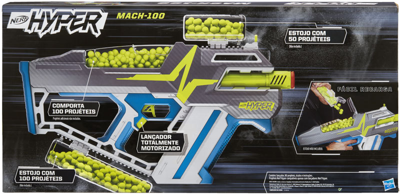 Wholesalers of Nerf Hyper Mach 100 toys