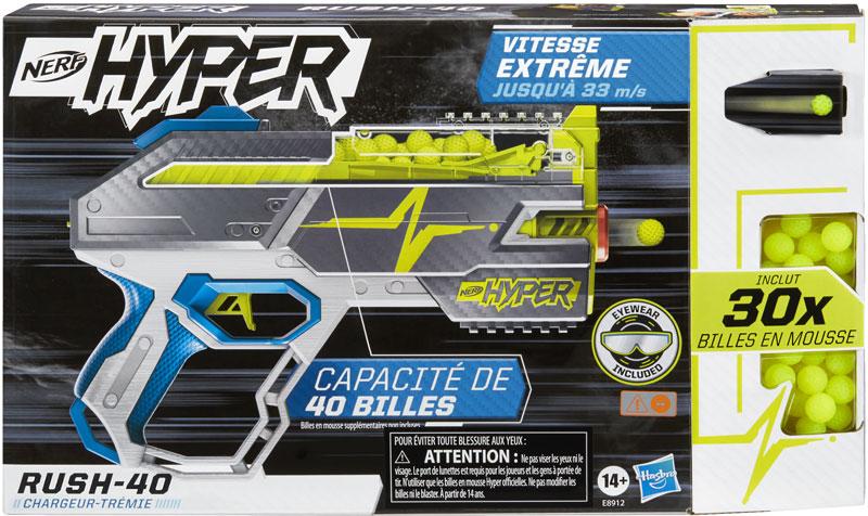 Wholesalers of Nerf Hyper Rush 40 toys