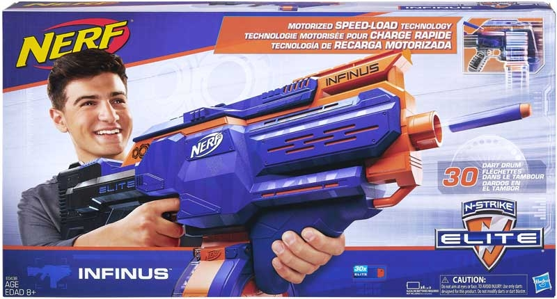 Wholesalers of Nerf Infinus toys