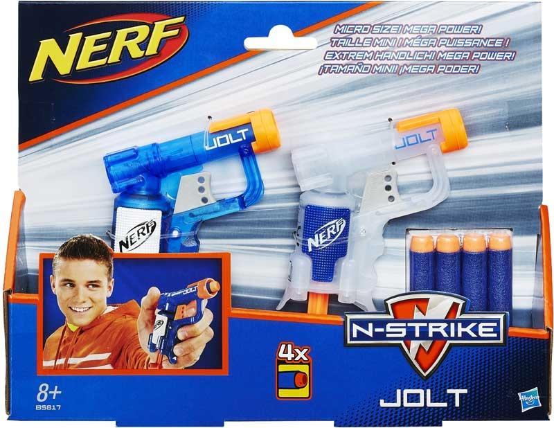 Wholesalers of Nerf Jolt 2 Pack toys