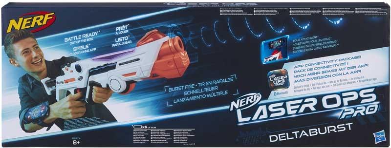 Wholesalers of Nerf Laser Ops Deltaburst toys