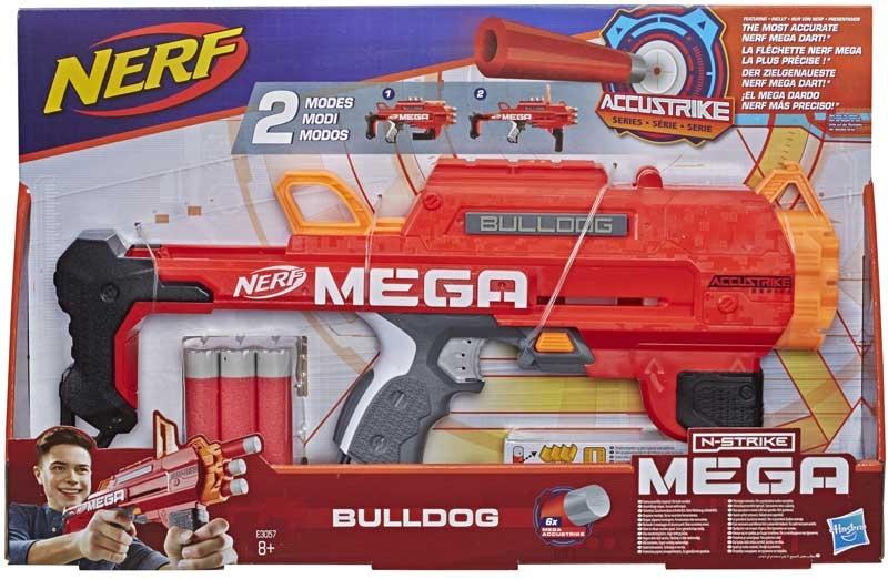Wholesalers of Nerf Mega Bulldog toys