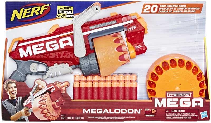 Wholesalers of Nerf Mega Megalodon toys
