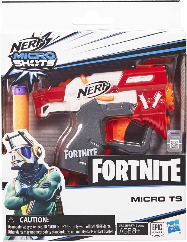 Wholesalers of Nerf Microshots Fortnite Asst toys