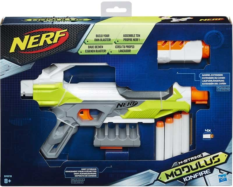 Wholesalers of Nerf Modulus Ionfire toys