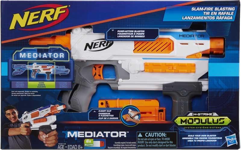 Wholesalers of Nerf Modulus Mediator toys
