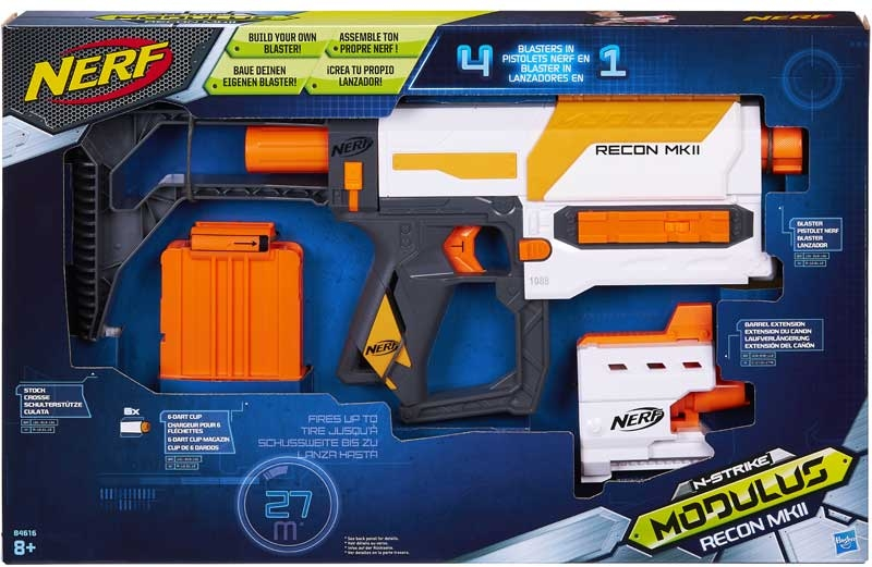 Wholesalers of Nerf Modulus Recon Mk11 toys