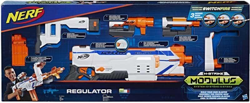 Wholesalers of Nerf Modulus Regulator toys