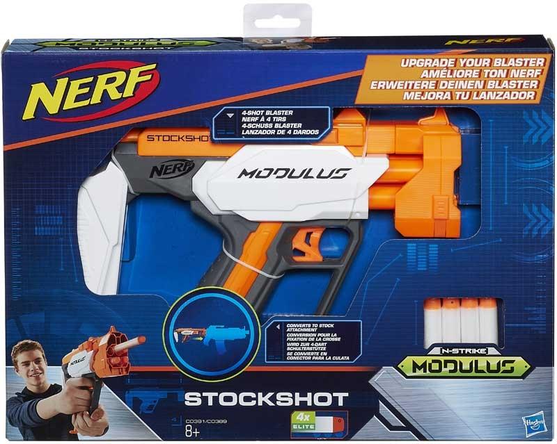 Wholesalers of Nerf Modulus Stockshot toys