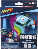 Wholesalers of Nerf Ms Fn Rainbow Smash toys image