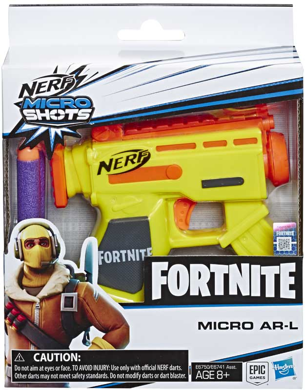 Wholesalers of Nerf Ms Fortnite Ar L toys
