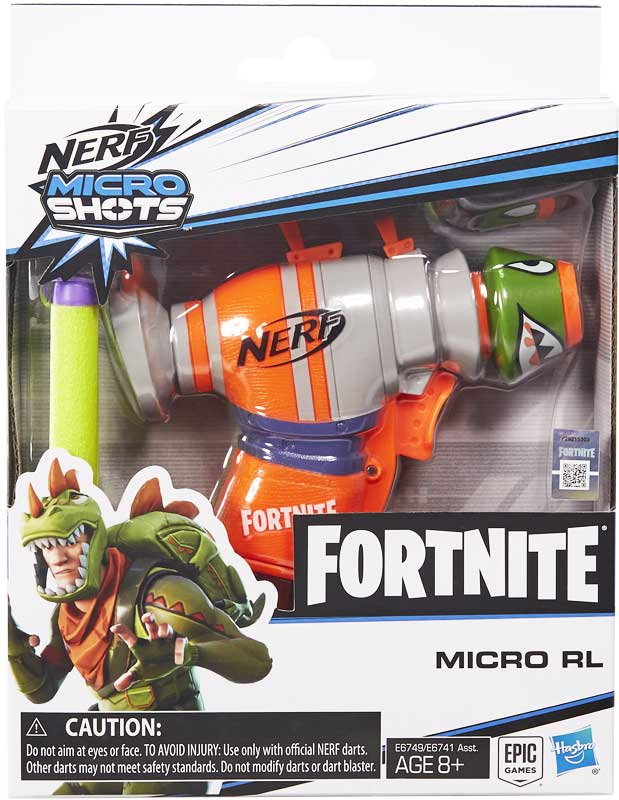 Wholesalers of Nerf Ms Fortnite Rl toys