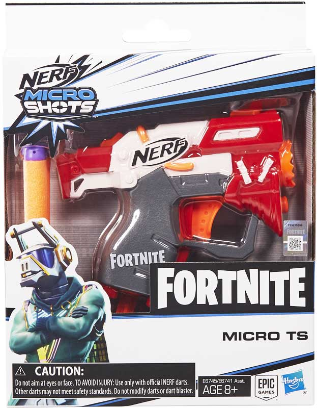 Wholesalers of Nerf Ms Fortnite Ts toys
