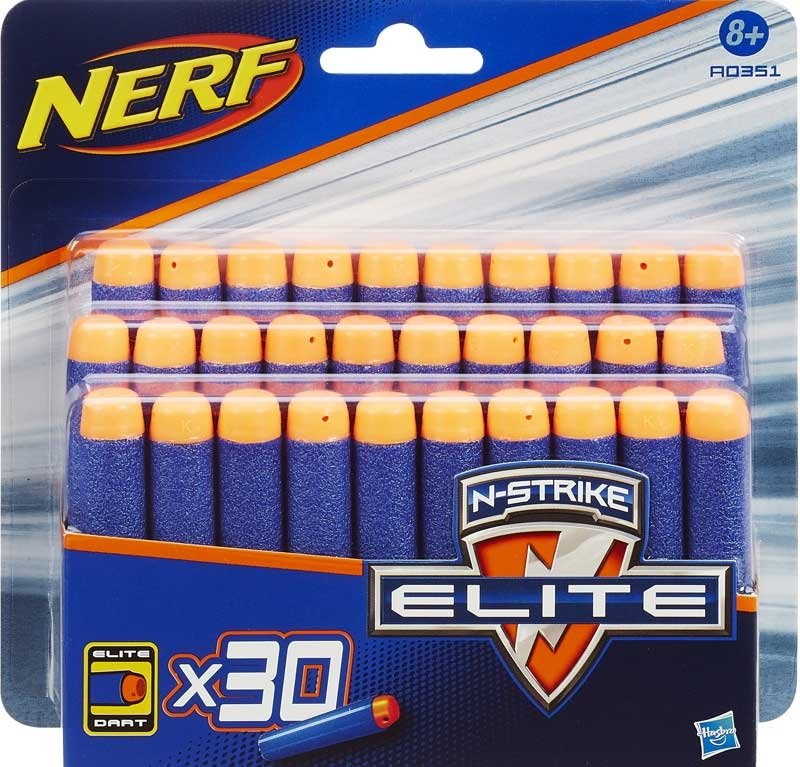 Wholesalers of Nerf N-strike 30 Dart Refill toys