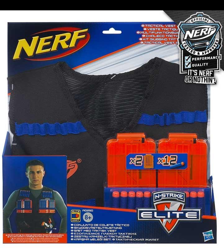Wholesalers of Nerf N-strike Elite Tactical Vest toys