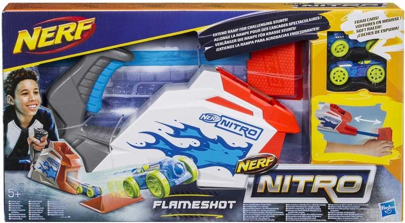 Wholesalers of Nerf Nitro Flameshot toys