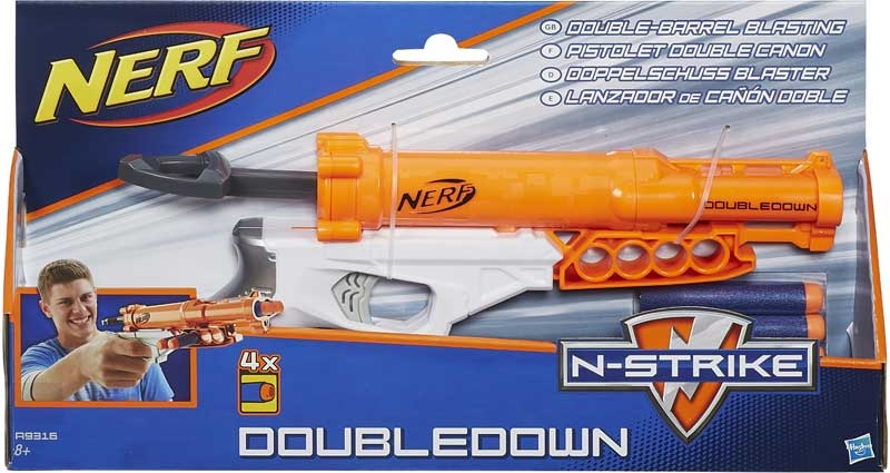 Wholesalers of Nerf Nstrike Doubledown toys