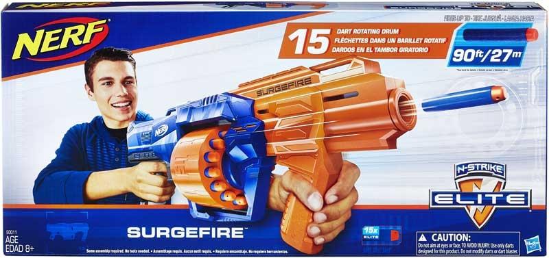 Wholesalers of Nerf Nstrike Surgefire toys